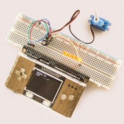 Breadboard Backpack